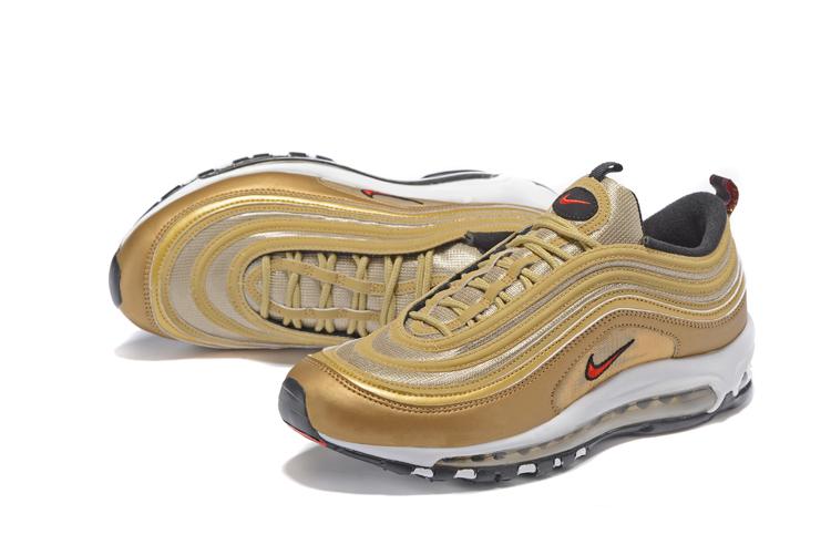 Nike Air Max 97 Dorado