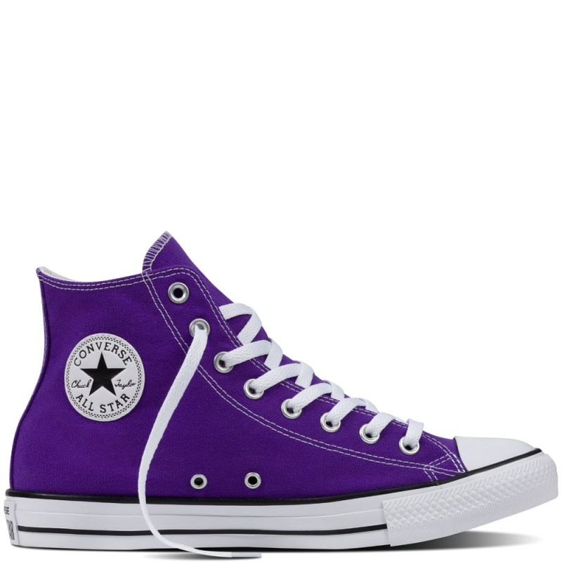 Converse All Star 1970s High Lila