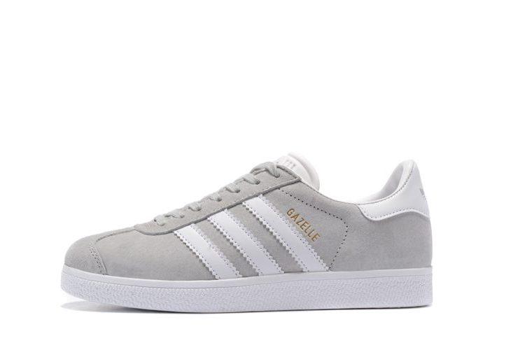 Adidas Gazelle Gris Claro - TeCalzoShoes