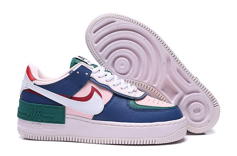 Nike Air Force CAF1 Shadow Verde