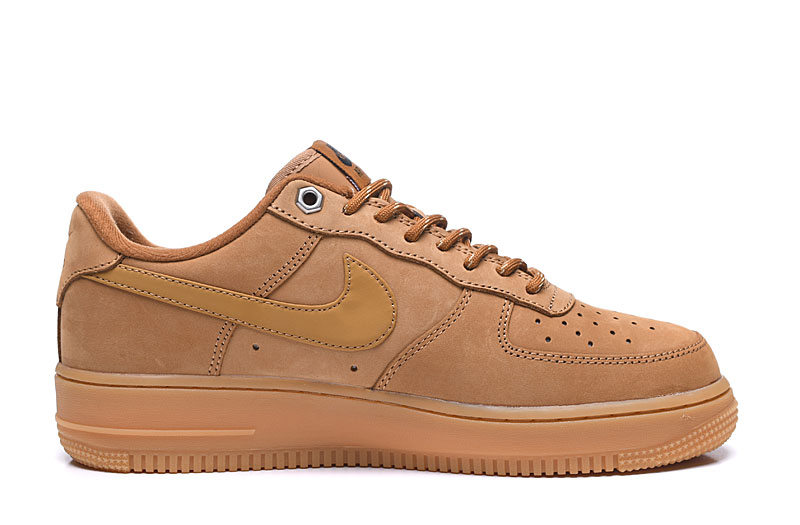 Nike Air Force 1 Marrón