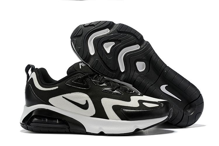 Nike Air 200 Blanco y Negro
