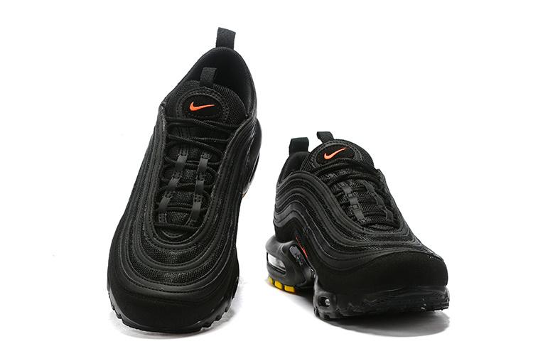 Nike Air Max 97 Plus Negro