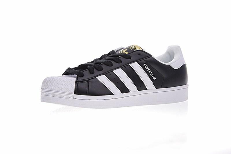 Adidas Superstar Blanco y Negro