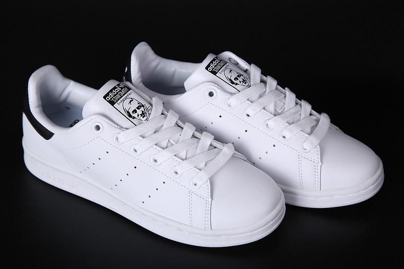 Adidas Stan Smith Blanco y Negro