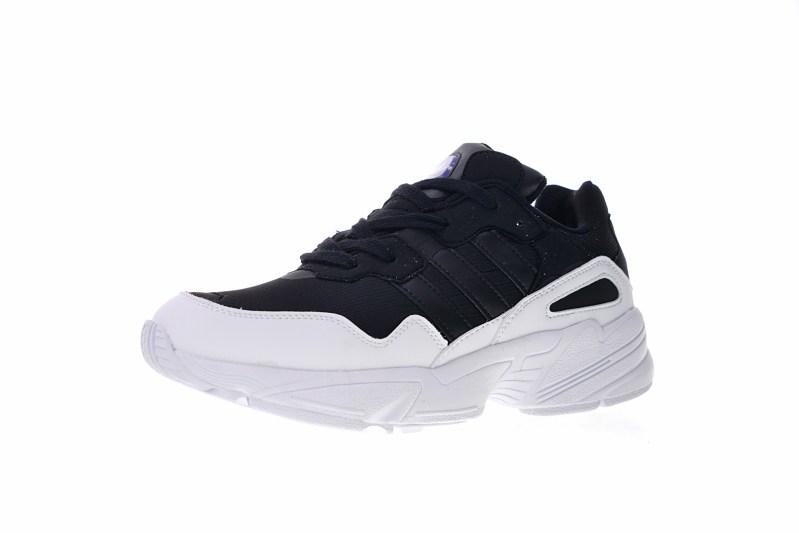 Adidas Yung Blanco y Negro