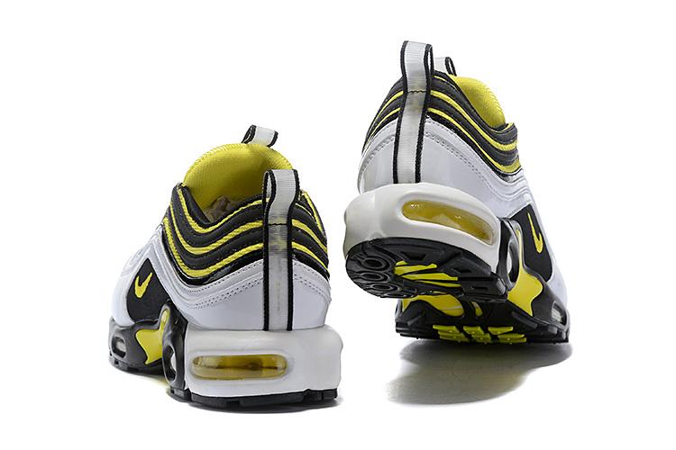 Nike Air Max 97 Plus Blanco/Amarillo