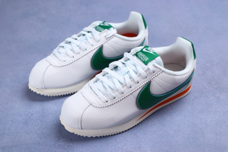 Nike Cortez Blanco/Verde