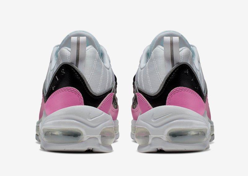 Nike Air Max 98 Blanco y Rosa