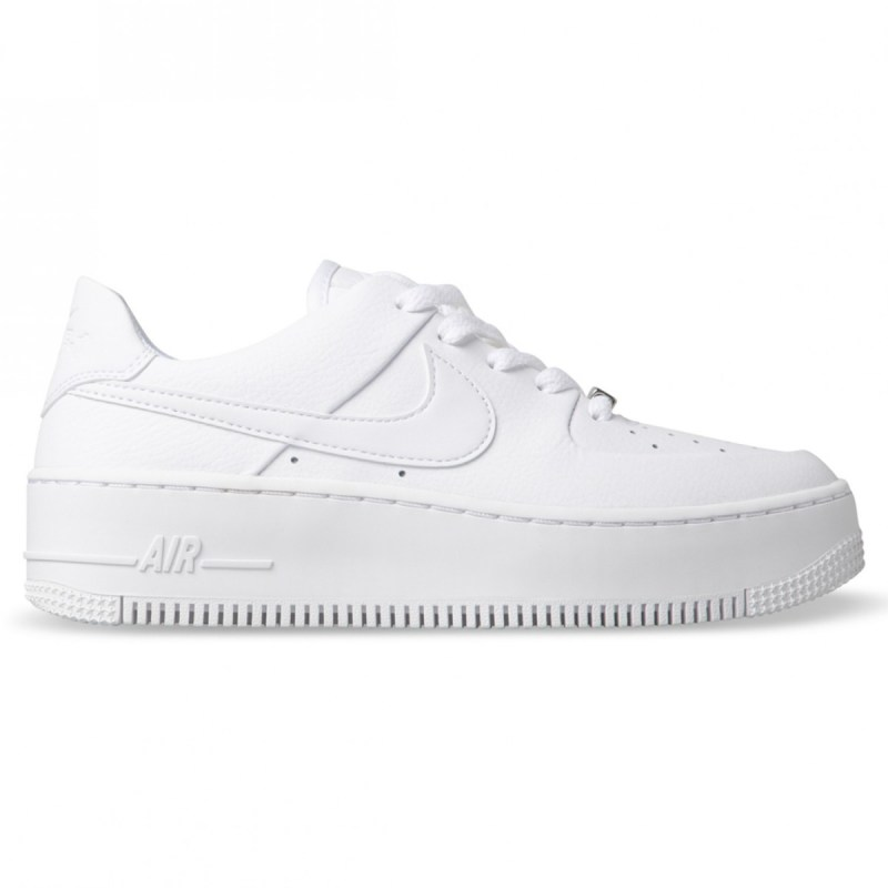 Nike Air Force 1 Sage Low Blanco