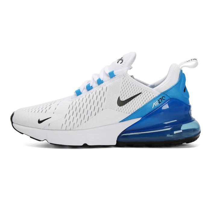air max 270 azul y blanco