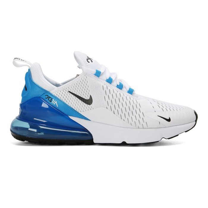 Nike Air Max 270 Blanco/Azul