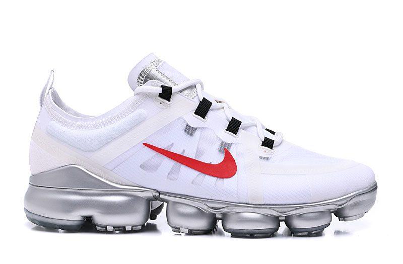 Nike Air VaporMax Blanco/Gris