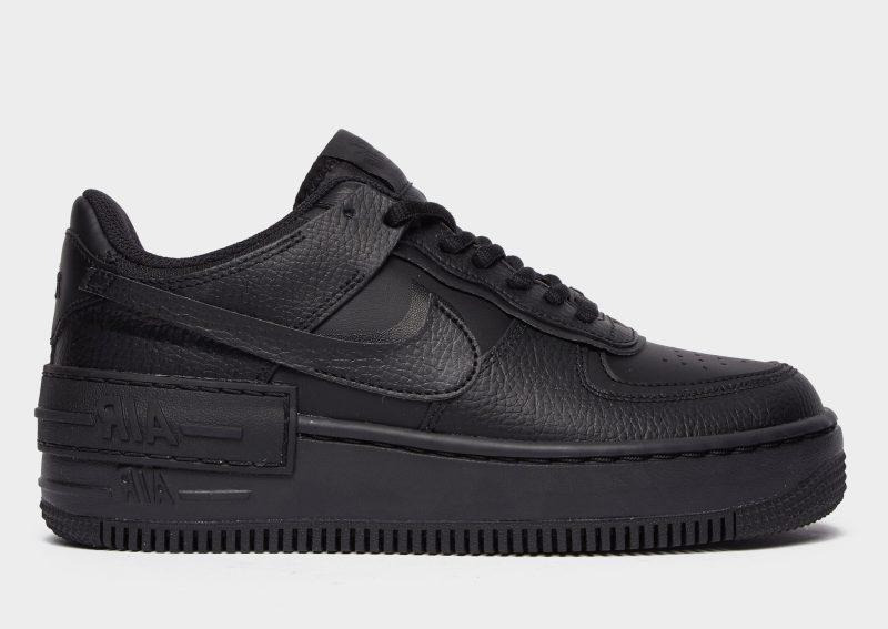 Nike Air Force Shadow Negro