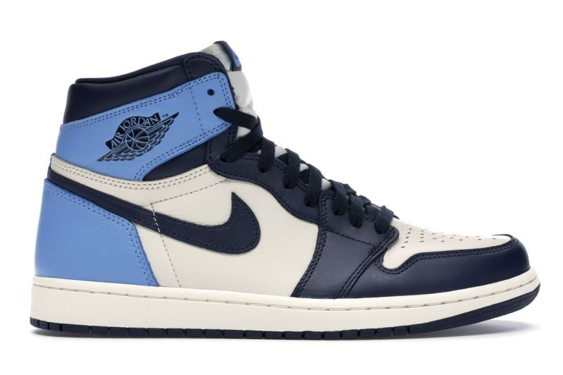 Air Jordan Retro 1 High OG Obsidian