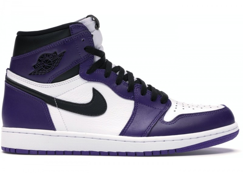 Air Jordan 1 Retro OG Court Purple