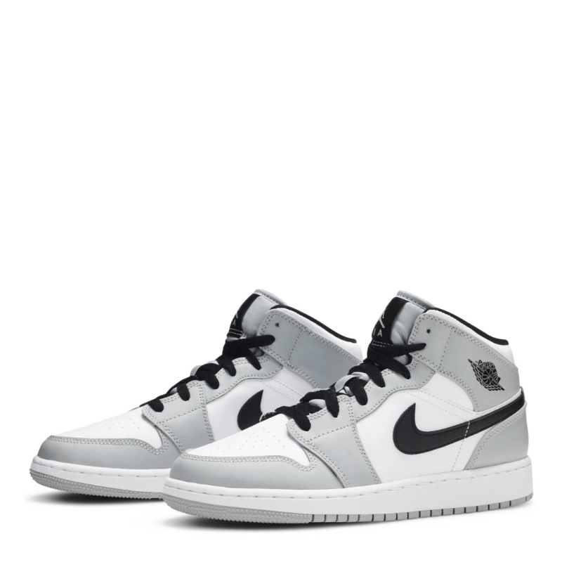 Air Jordan 1 Grey Smoke