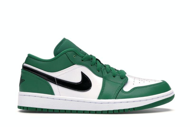 Air Jordan 1 Low Verde