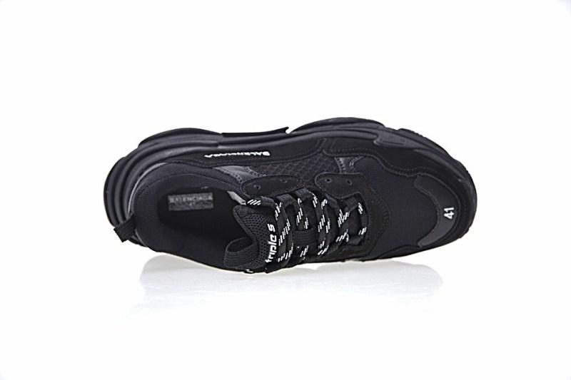 Balenciaga Triple S 490 All Black