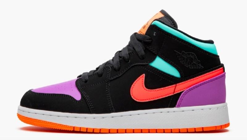Air Jordan 1 Colors