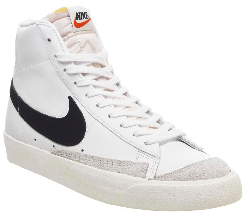 Nike Blazer Mid '77 Vintage Negro