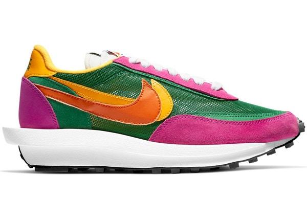 Nike Sacai Pine Green