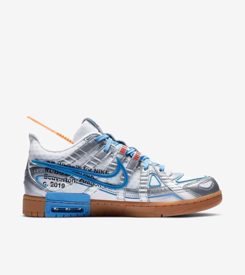 "Nike Rubber Dunk x Off White ""University Blue"""
