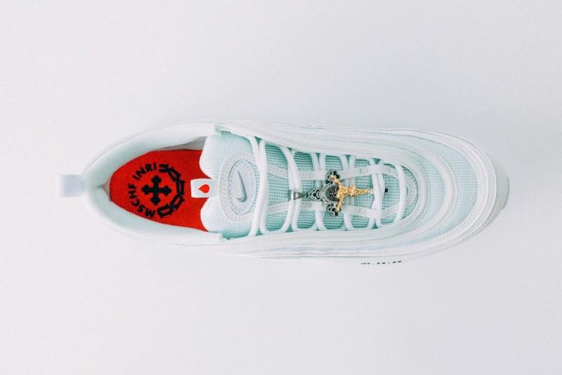 Nike Air Max 97 Jesus Shoes