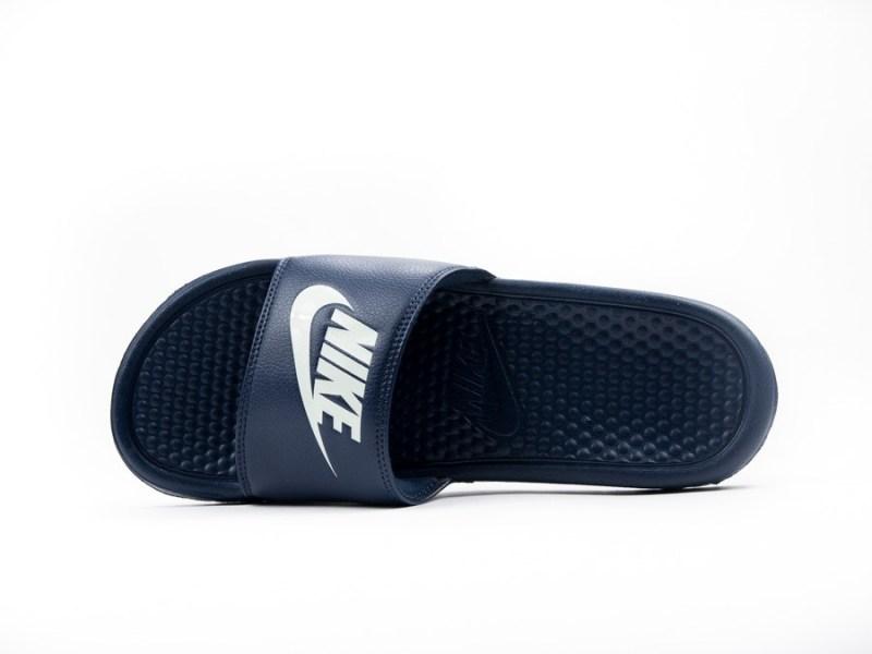 Nike Benassi JDI Navy Blue