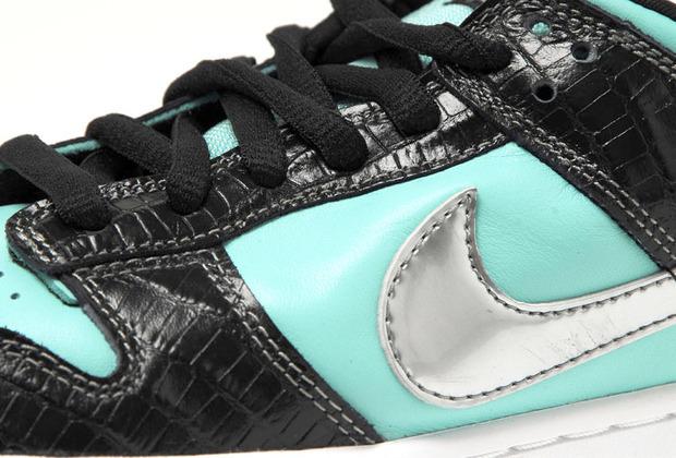 "Nike Dunk SB Low Diamond Supply Co. ""Tiffany"""