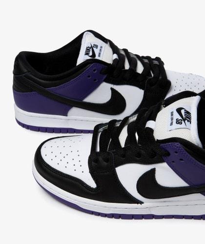 Nike Dunk Low Court Purple