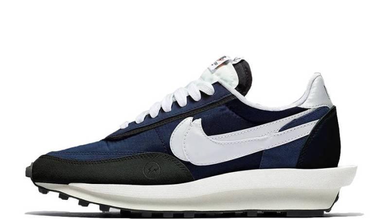 Nike Sacai x Fragment