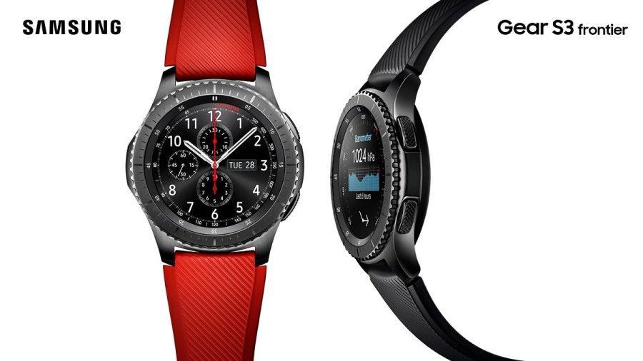 Gear S3 كل ما تريد معرفته عن مميزات ساعة سامسونج الجديدة
