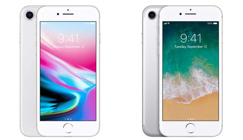 مقارنة بين ايفون 8 وايفون 7 هل على مستخدمي ايفون 7 الترقية صدى