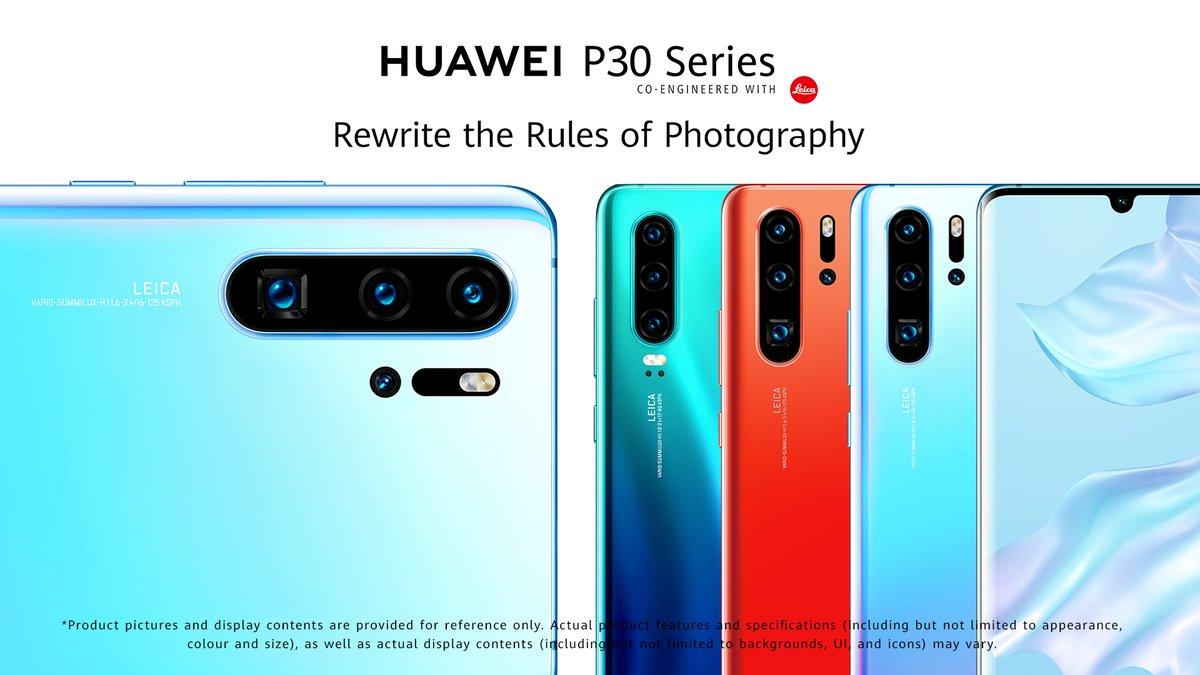 Huawei P30 Pro هواوي بي 30 برو المواصفات والمميزات والسعر صدى