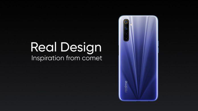 Realme Design 6