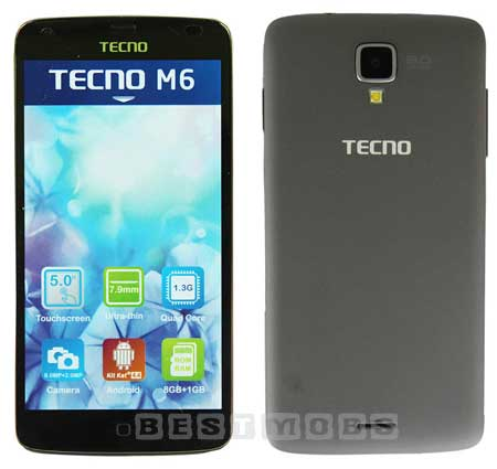 Tecno M6 Quick Review and Price in Kenya
