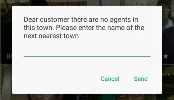 No Agents Airtel Money