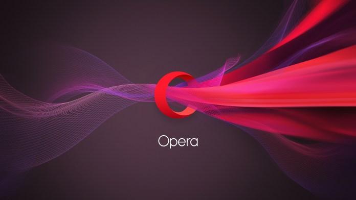 Opera Browser Logo