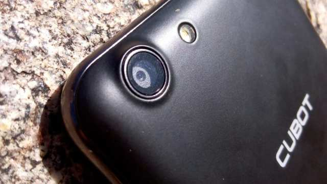 Cubot Note S Camera