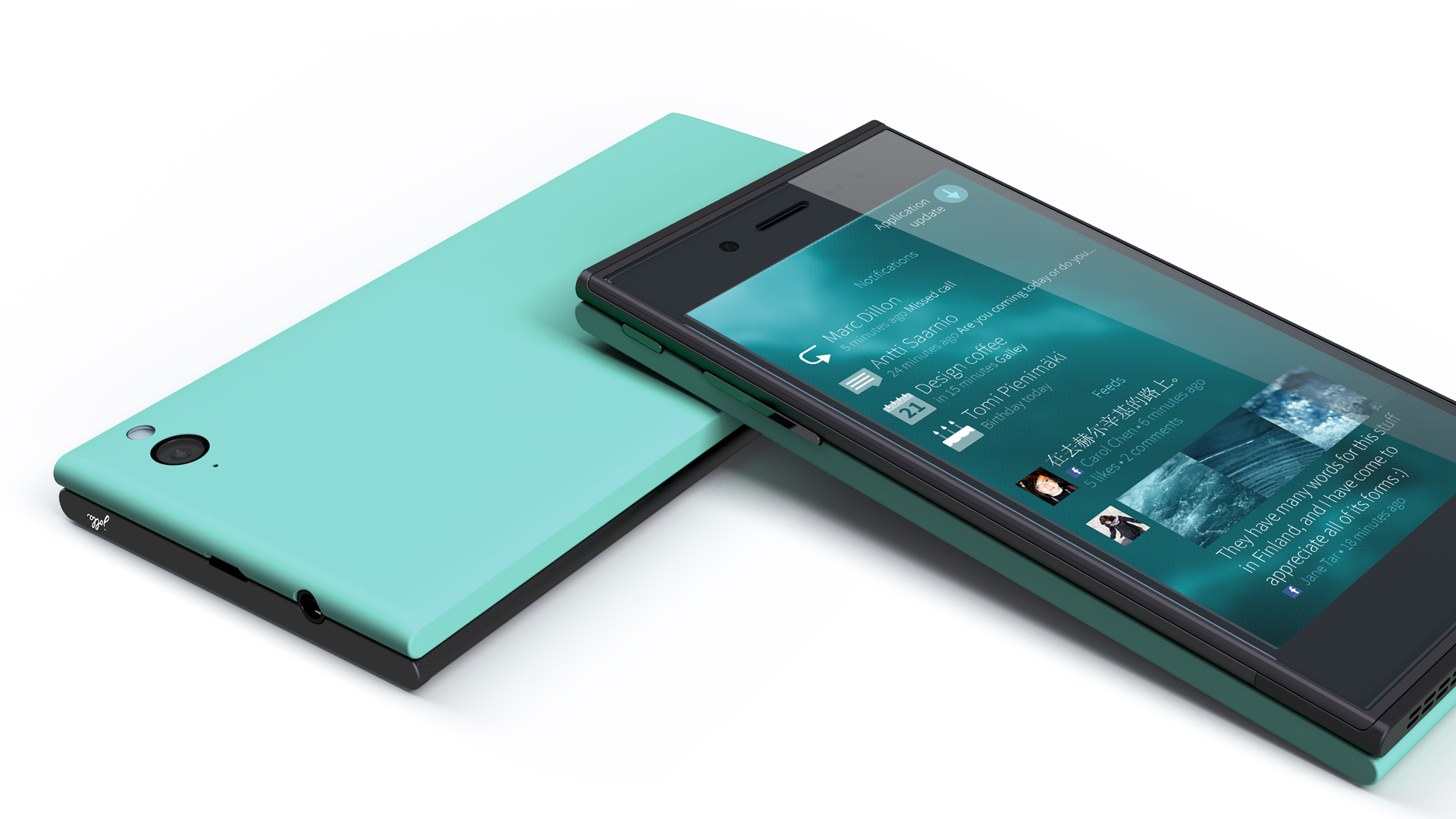 Jolla Smartphone Now Available in India