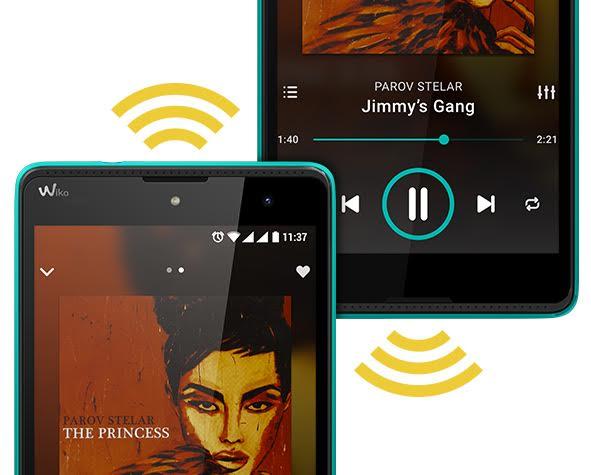 Wiko Music Phone