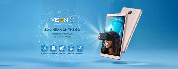 XTIGI Vision 6 Poster