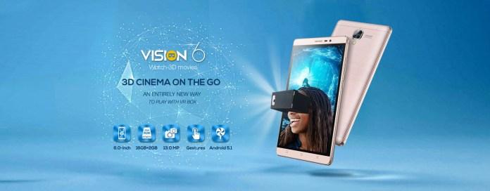 XTIGI Vision 6