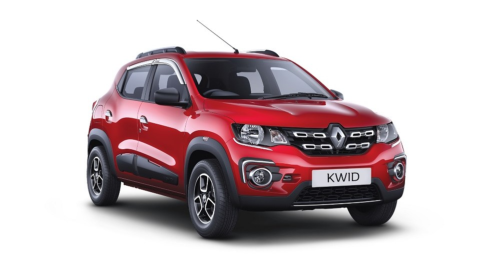 Renault Kwid is an Intriguingly Affordable Car