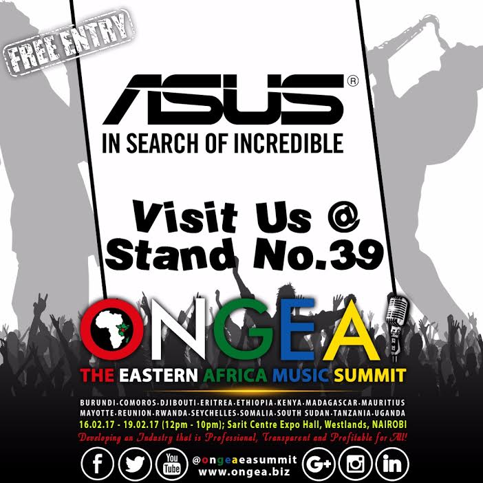 Asus Ongea Festival