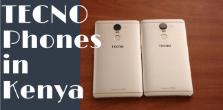 TECNO Phones in Kenya