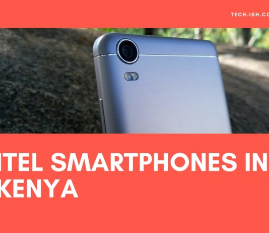 itel smartphones in Kenya