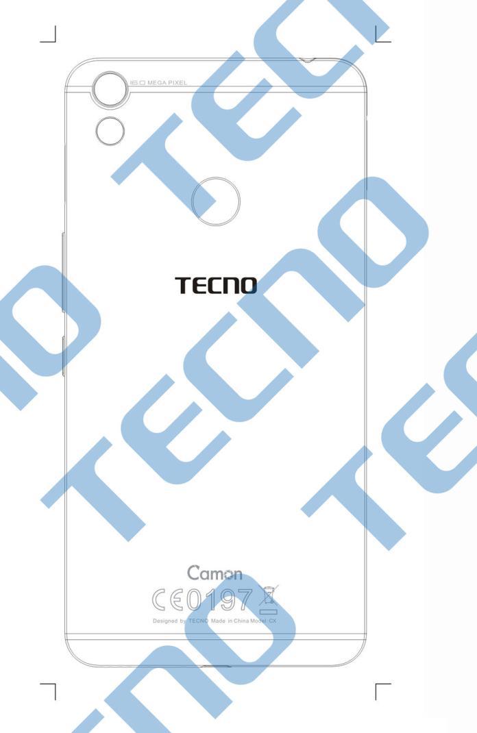 TECNO CAMon CX