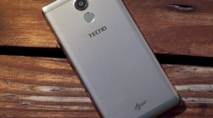 TECNO L9 Back